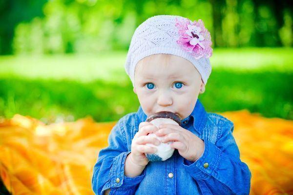 ciuperci bebe 2 ani