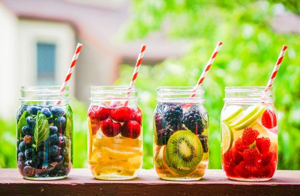cura detoxifiere cu apa