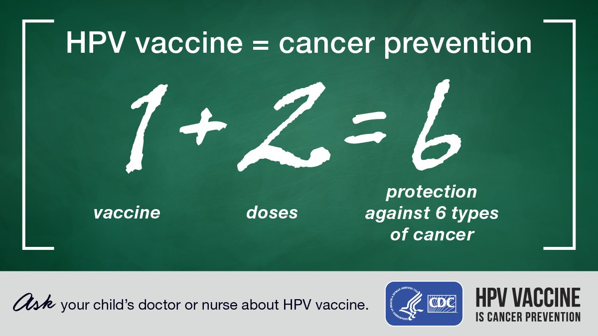 hpv vaccine cdc cancer colon blood test