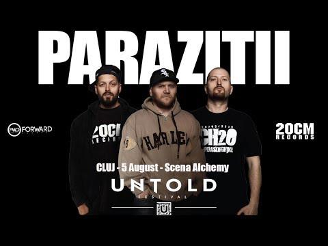 parazitii la untold