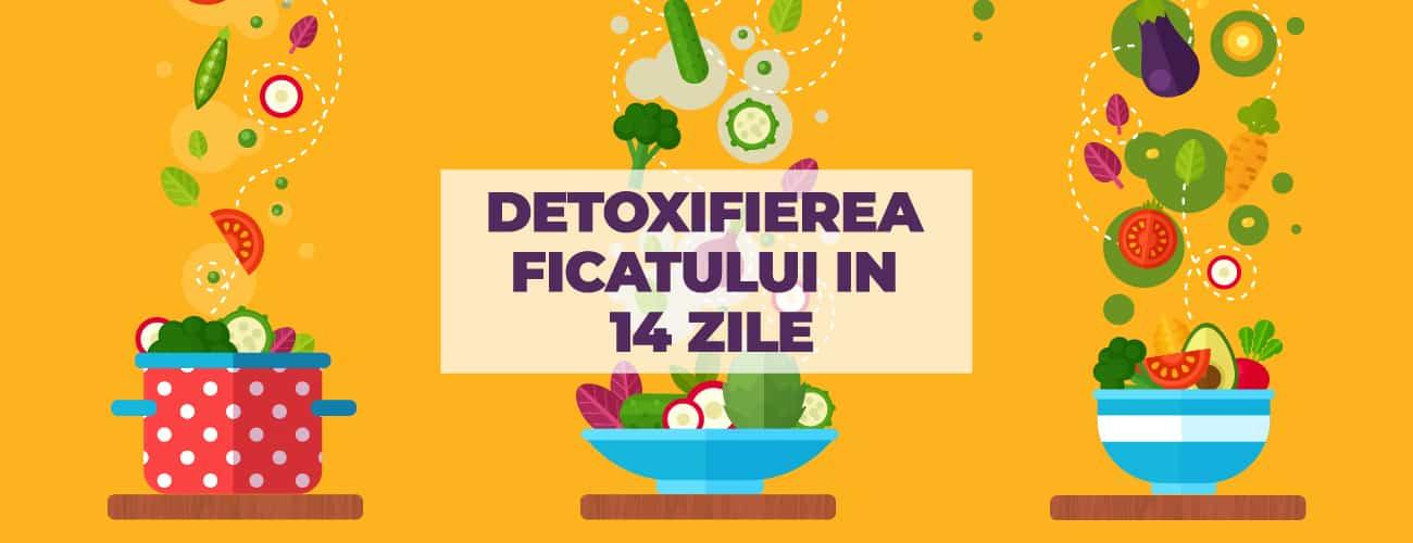 Un program de detoxifiere de 2 saptamani