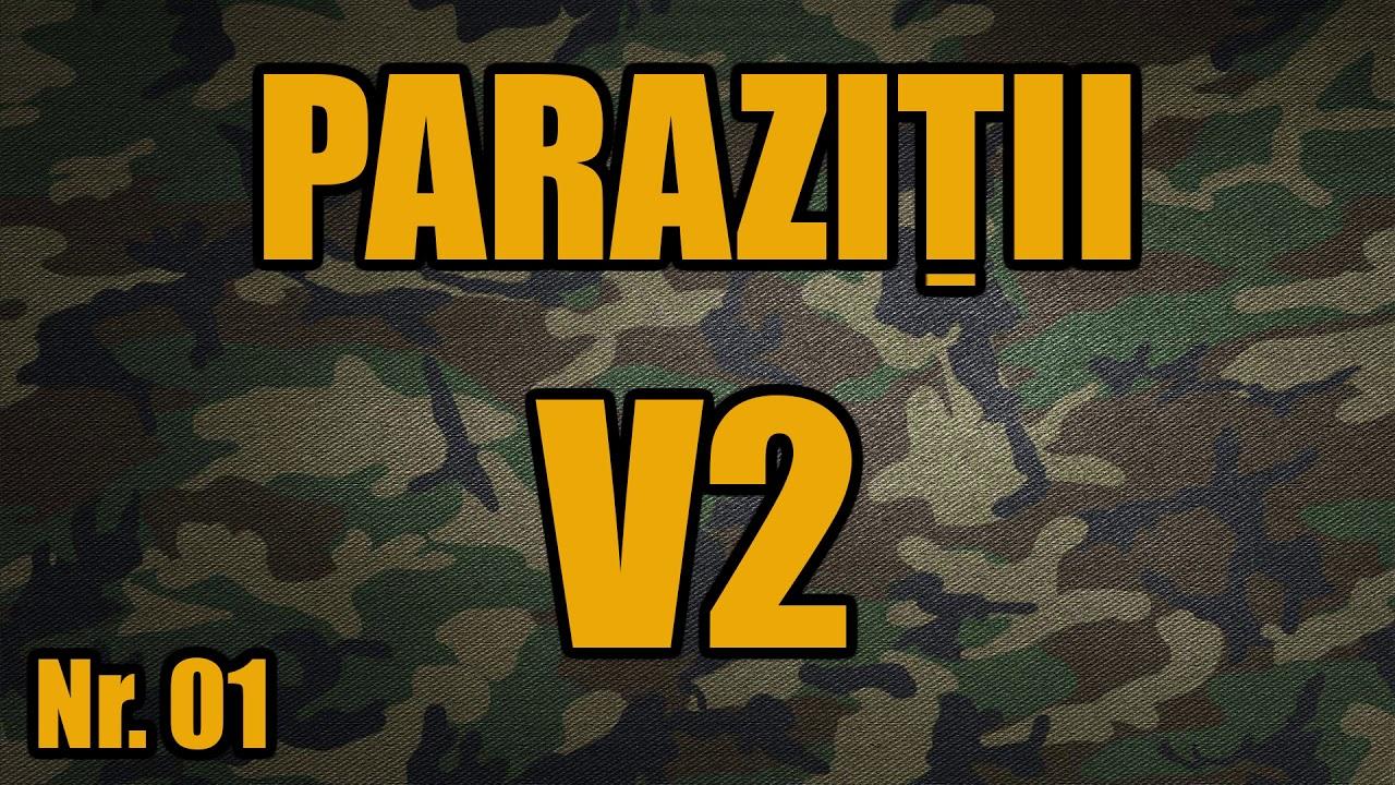 parazitii fi pregatit tricou 20 cm parazitii