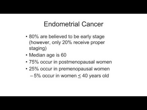 endometrial cancer usmle