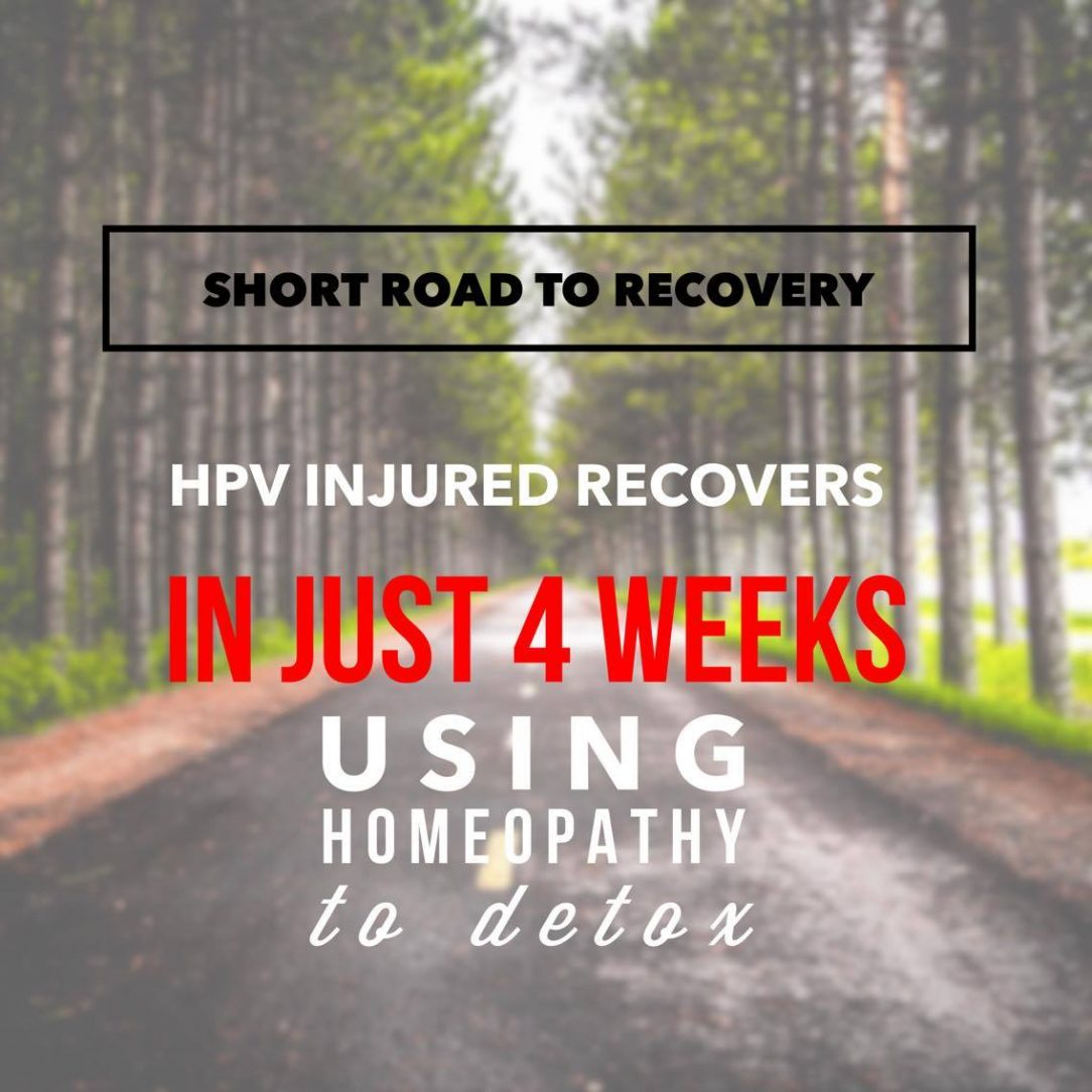 hpv treatment homeopathy