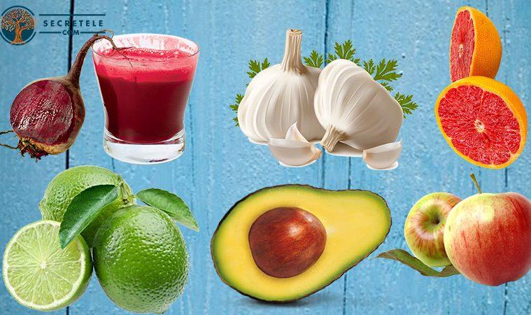 detoxifiere naturala ficat