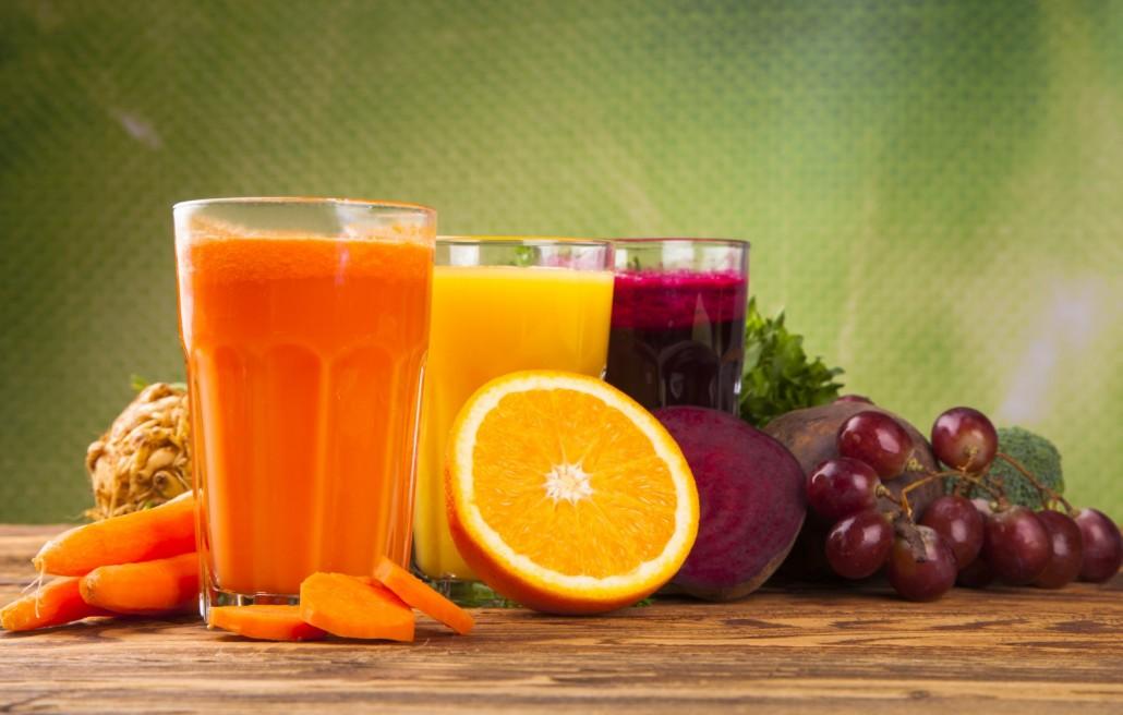detoxifierea organismului cu sucuri naturale