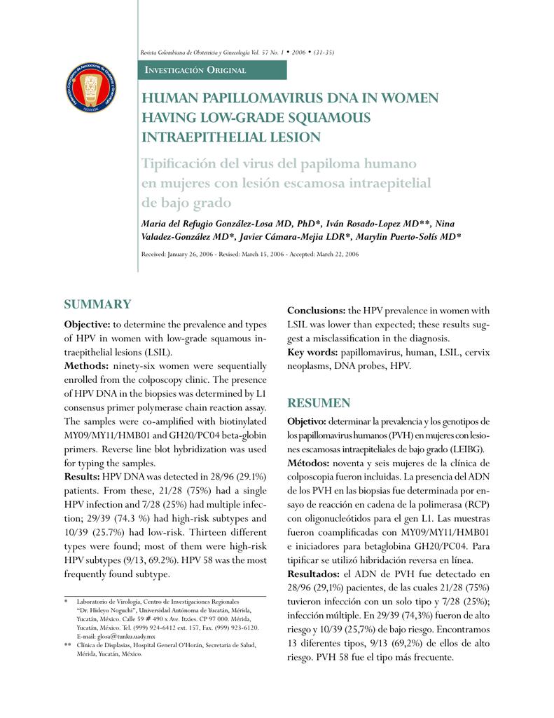 hpv papilloma tongue cancer neuroendocrino pronostico