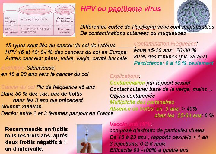 papillomavirus transmission chez lhomme bug mafia si cui ii pasa