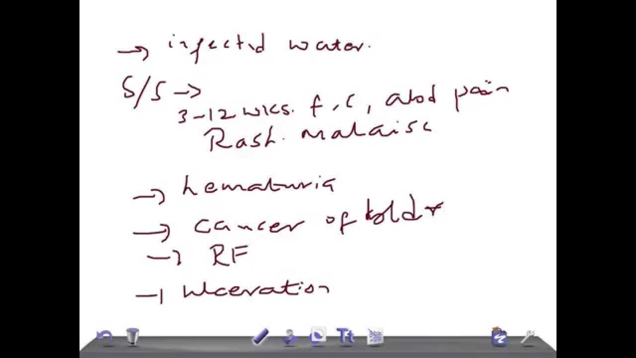 schistosomiasis usmle icd 10 code for human papillomavirus