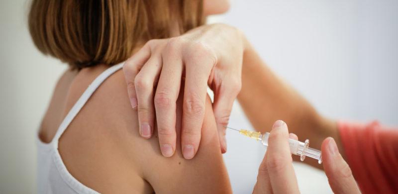 vaccin papillomavirus et frottis cancer col uterin medicina