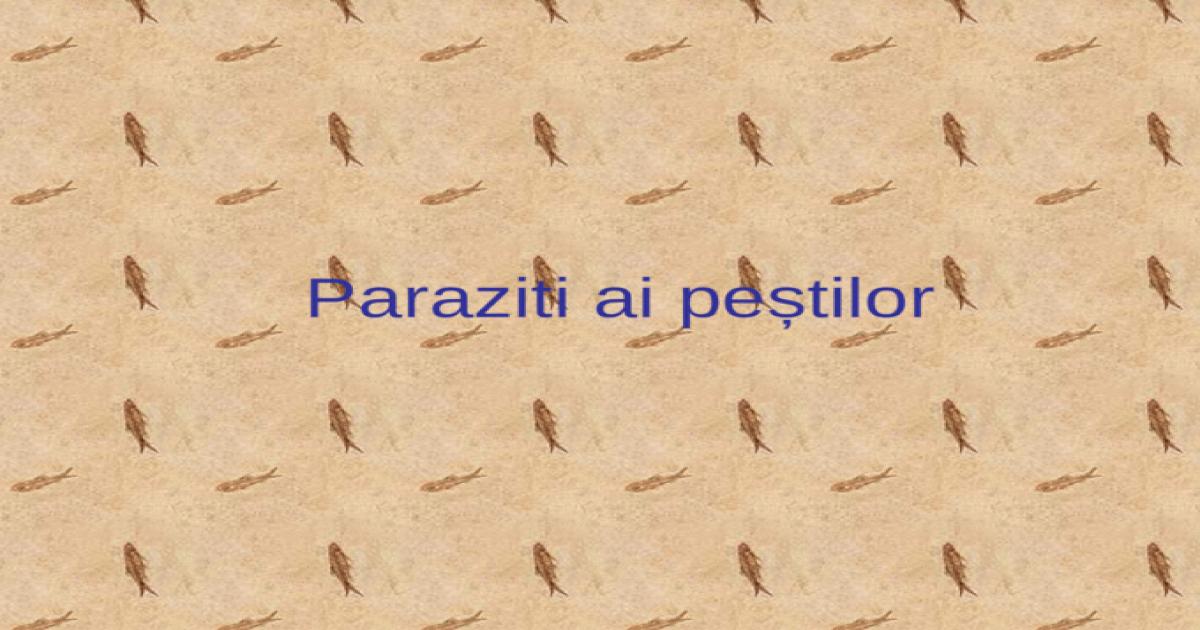 paraziti de piele la om peritoneal cancer how long to live