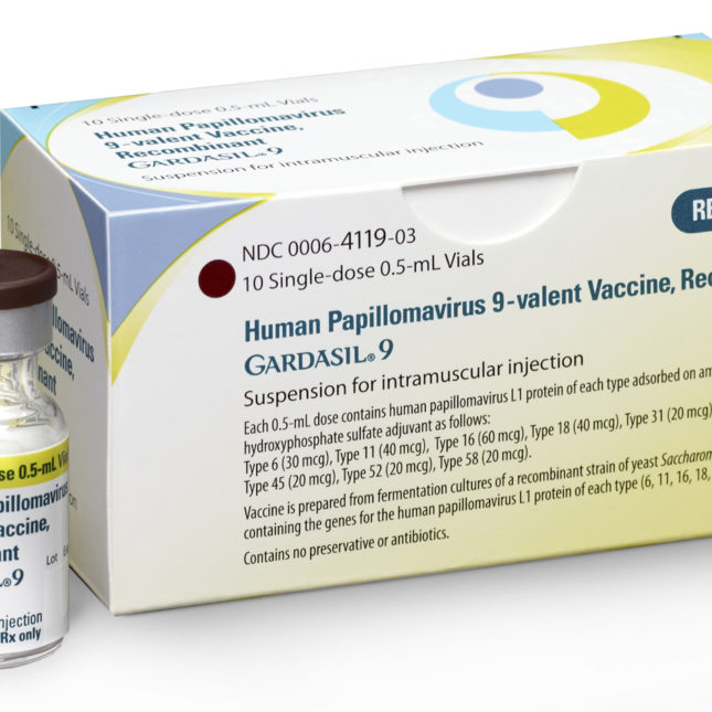 Prevenirea cancerului de col uterin, vaccin contra infectiei cu Human Papilloma Virus (HPV)
