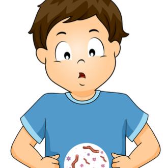 simptome cand copilul are viermisori