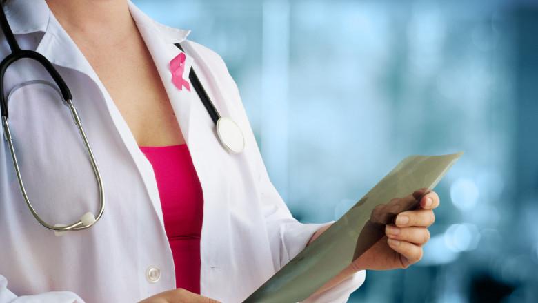 Cancerul la sân. Prin câte stadii trece boala și când este prea târziu | SanoTeca