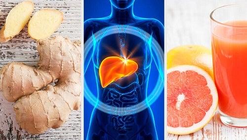 4 paşi pentru a-ţi detoxifia ficatul