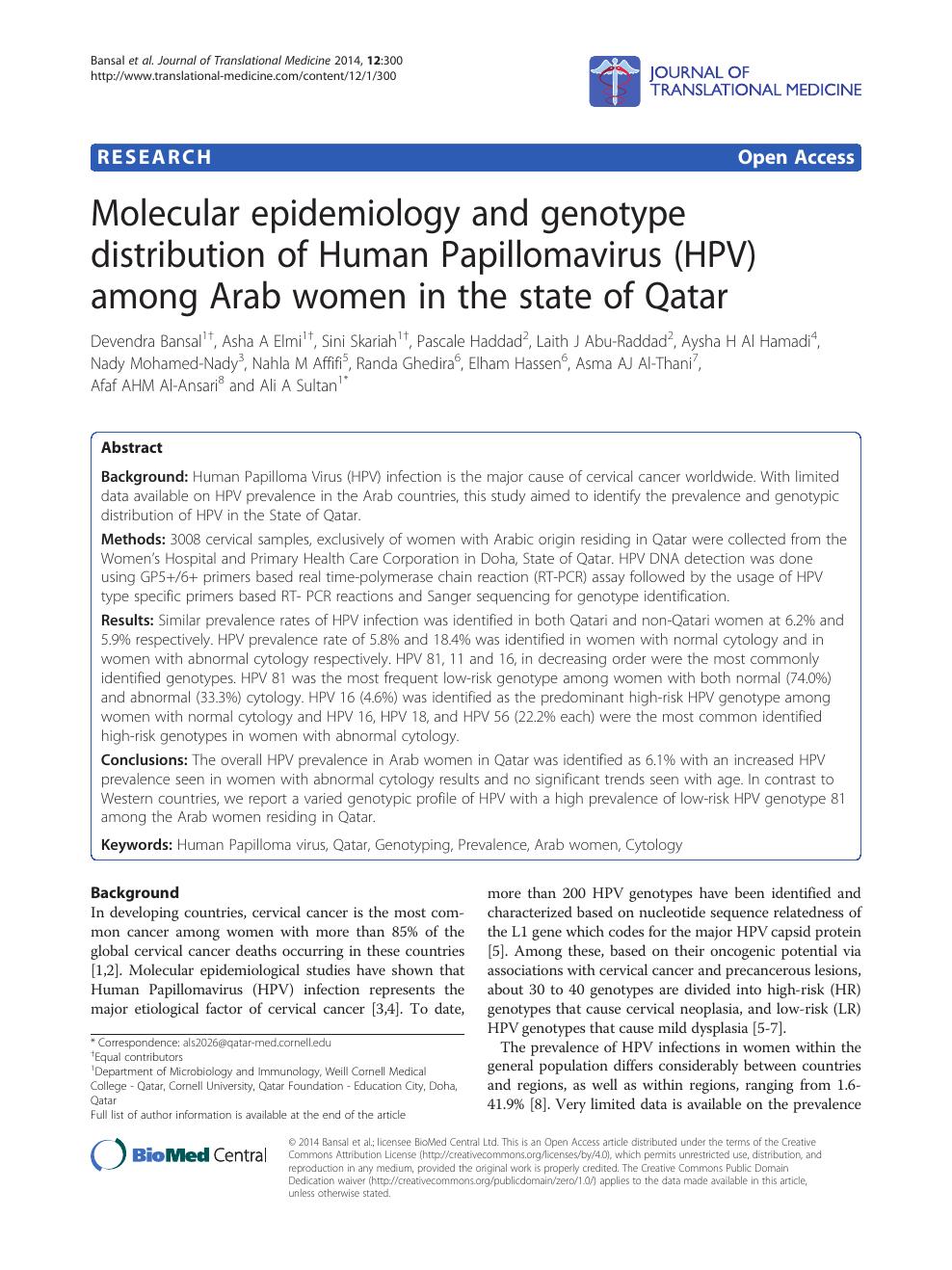 papillomavirus rapport protege papilloma renale