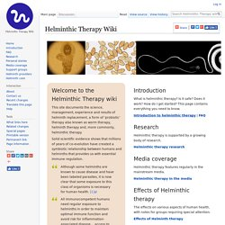 helminthic therapy ankylosing spondylitis papillon zeugma relaxury swim up room