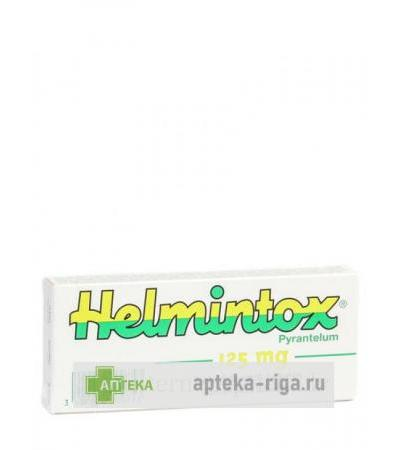 helmintox tabletes