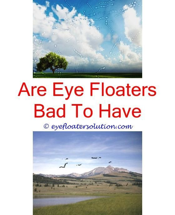 hpv eye floaters