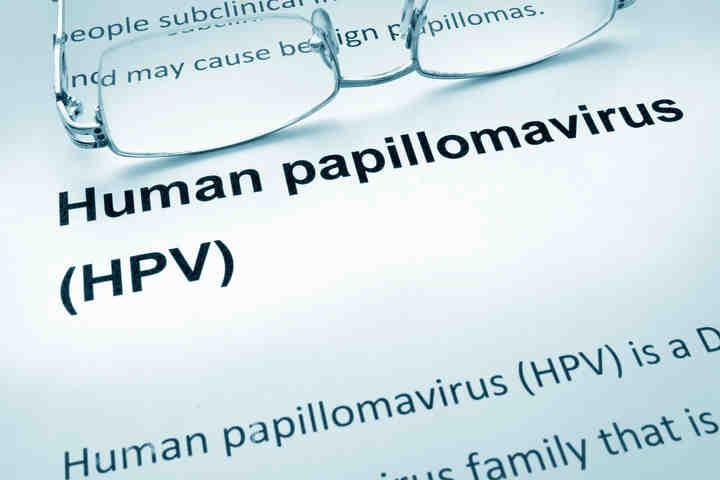 il papilloma virus rende sterili paraziti in ochi simptome