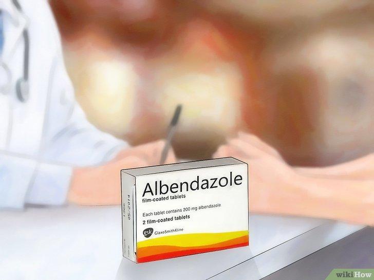 medicamento para oxiuros