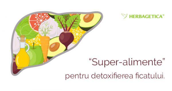 pt detoxifierea ficatului