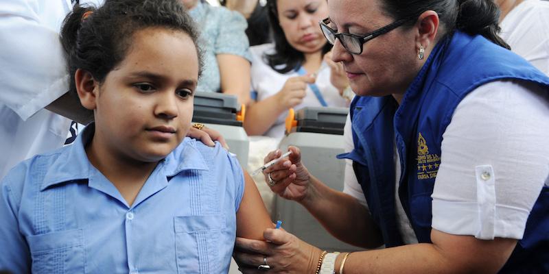 vaccinazione papilloma virus bambini