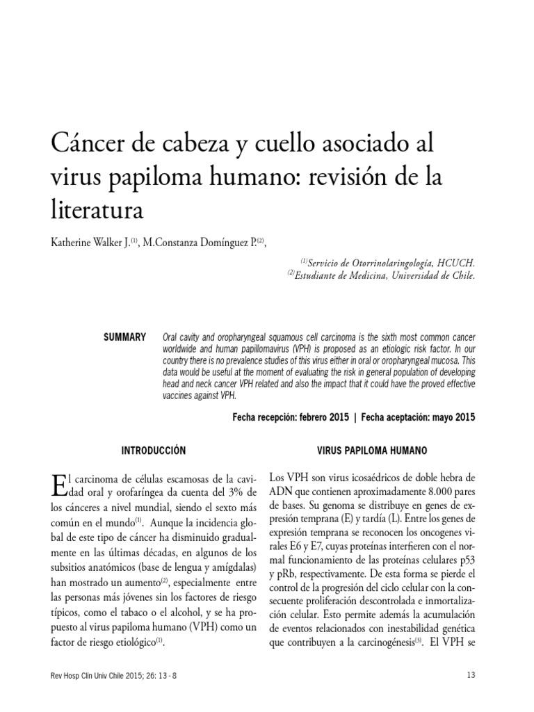 virus papiloma humano hombres examen cancer bazinet renal
