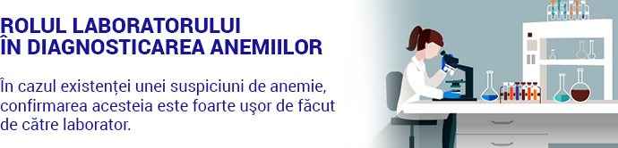 anemie synevo