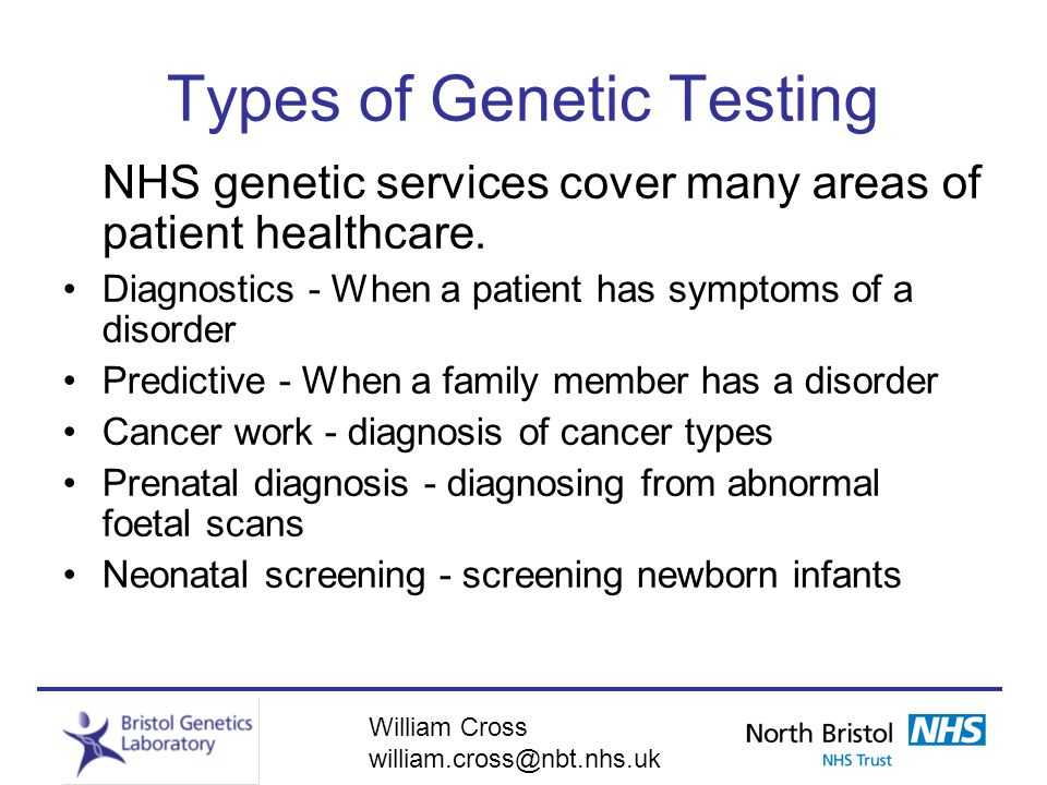 cancer genetic testing nhs papiloma humano sus caracteristicas
