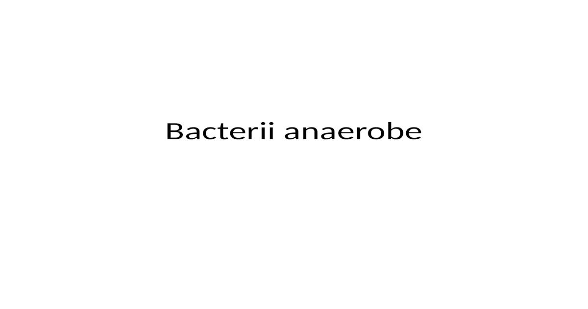 bacterii anaerobe papiloma escamoso gengiva