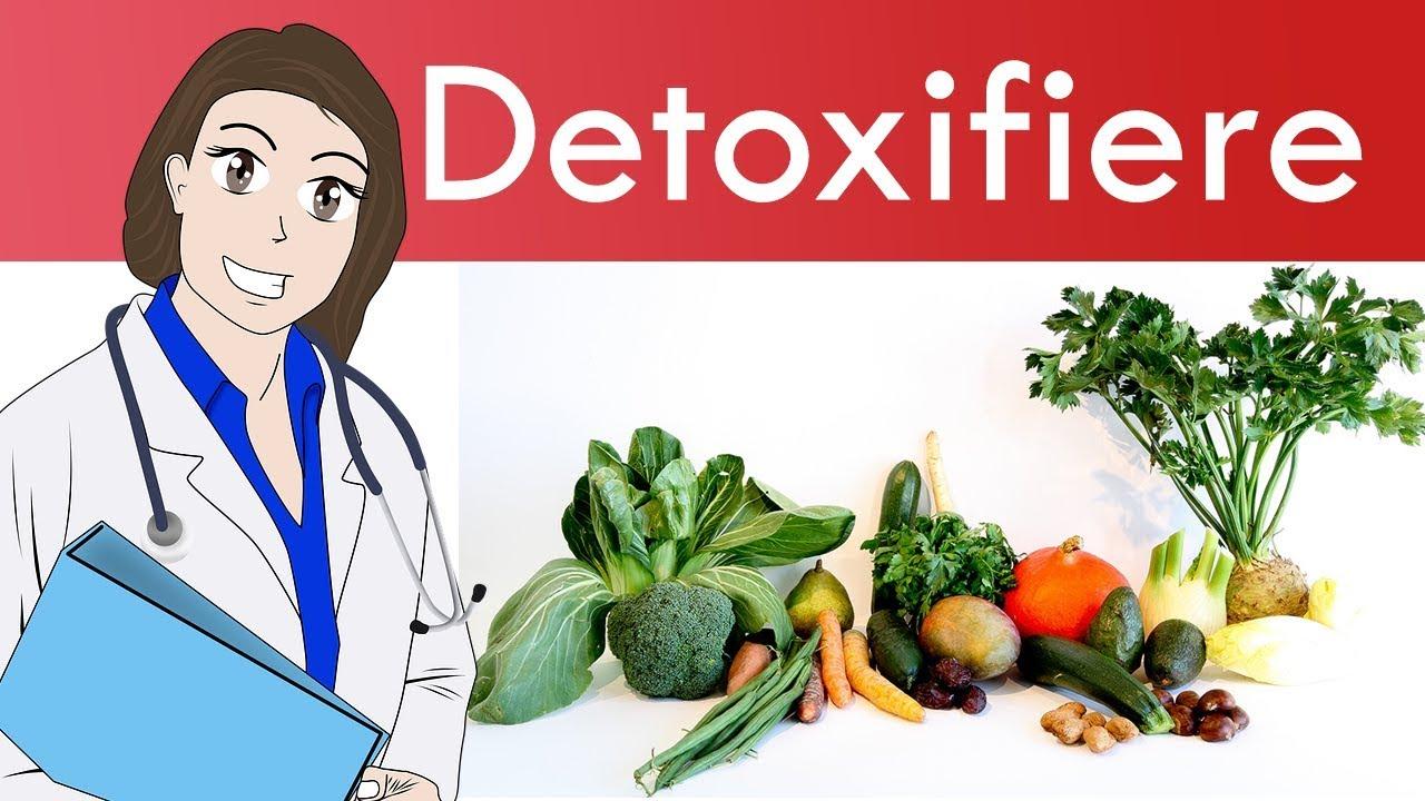 metode naturale de detoxifiere a organismului