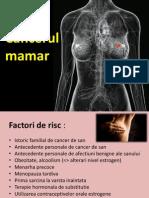 cancer mamar ecografie papiloma nasosinusal