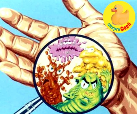 virusi la copii