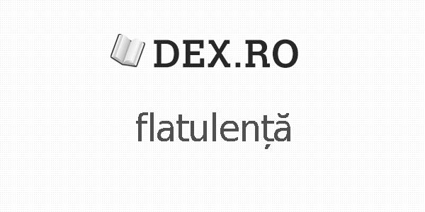 flatulenta definitie