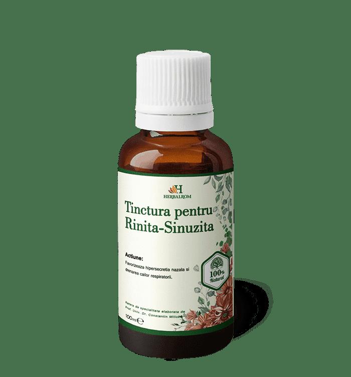 tinctura pentru detoxifiere