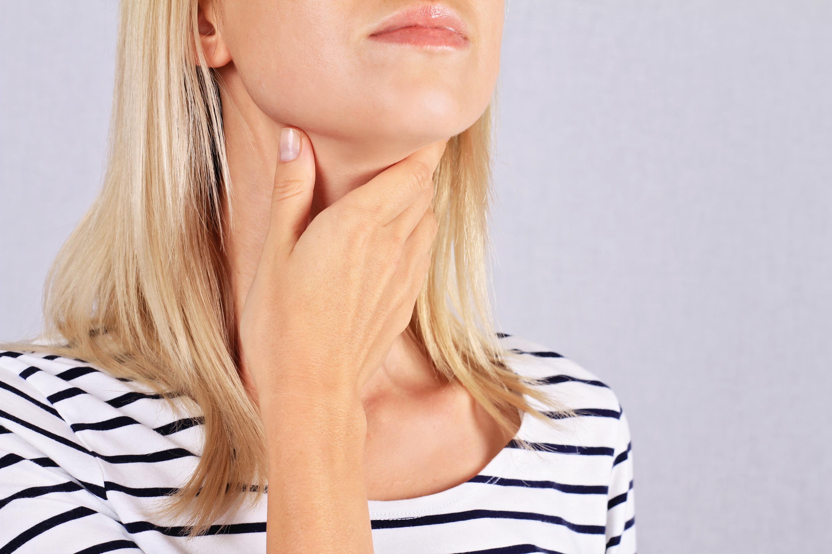 papillary thyroid cancer fever