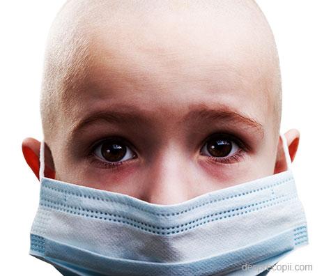 de ce apare cancerul la copii