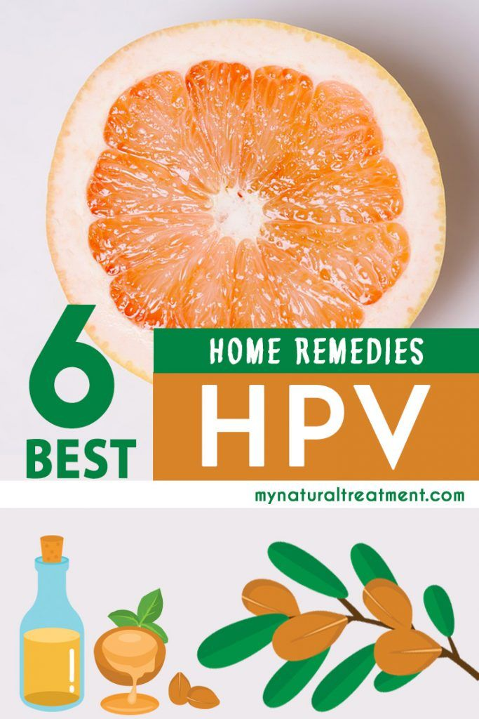 human papillomavirus treatment herbal