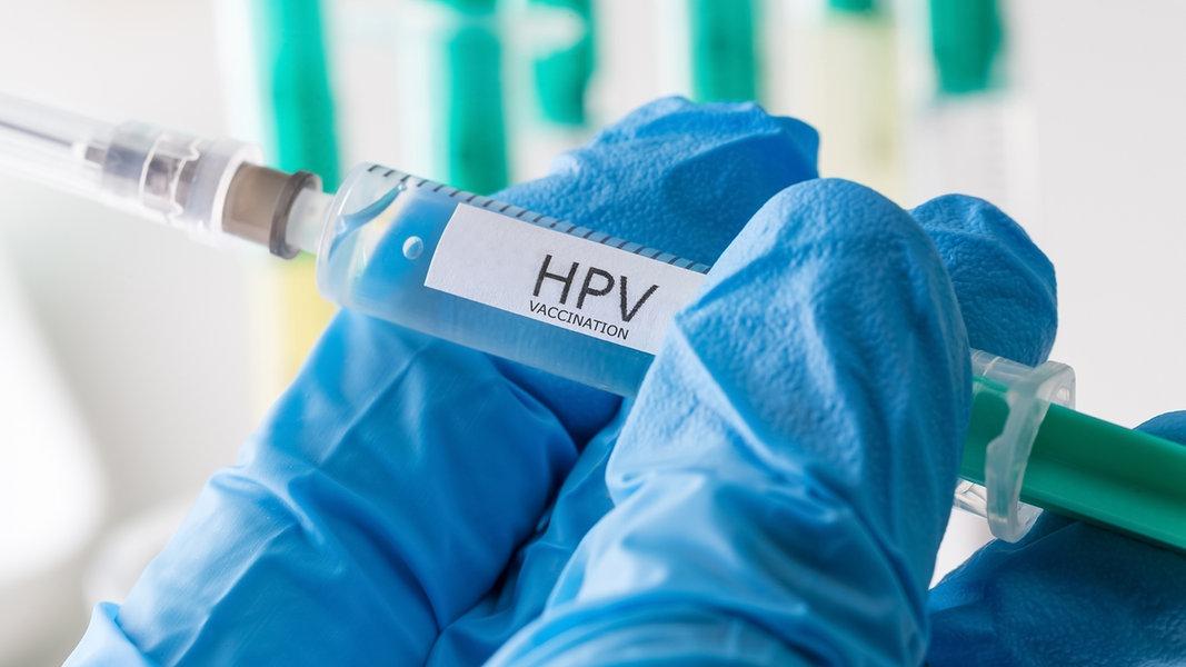 hpv impfung mann
