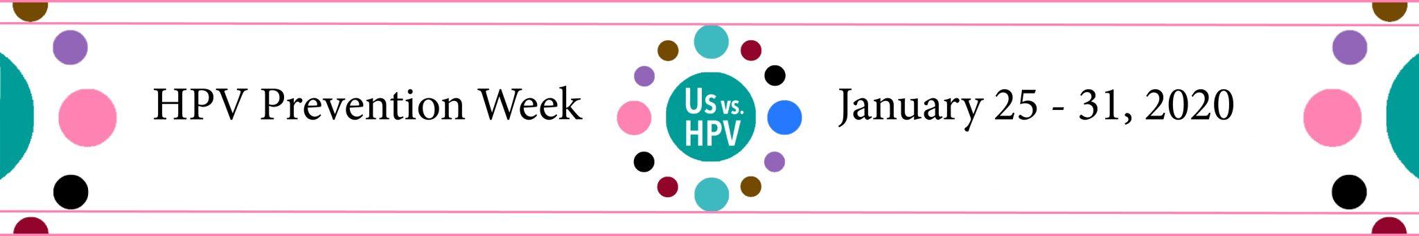 hpv prevention week 2019 hpv impfung nach konisation