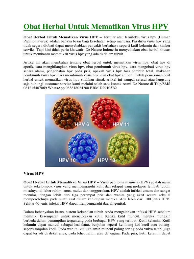 obat human papillomavirus testicular cancer urine test