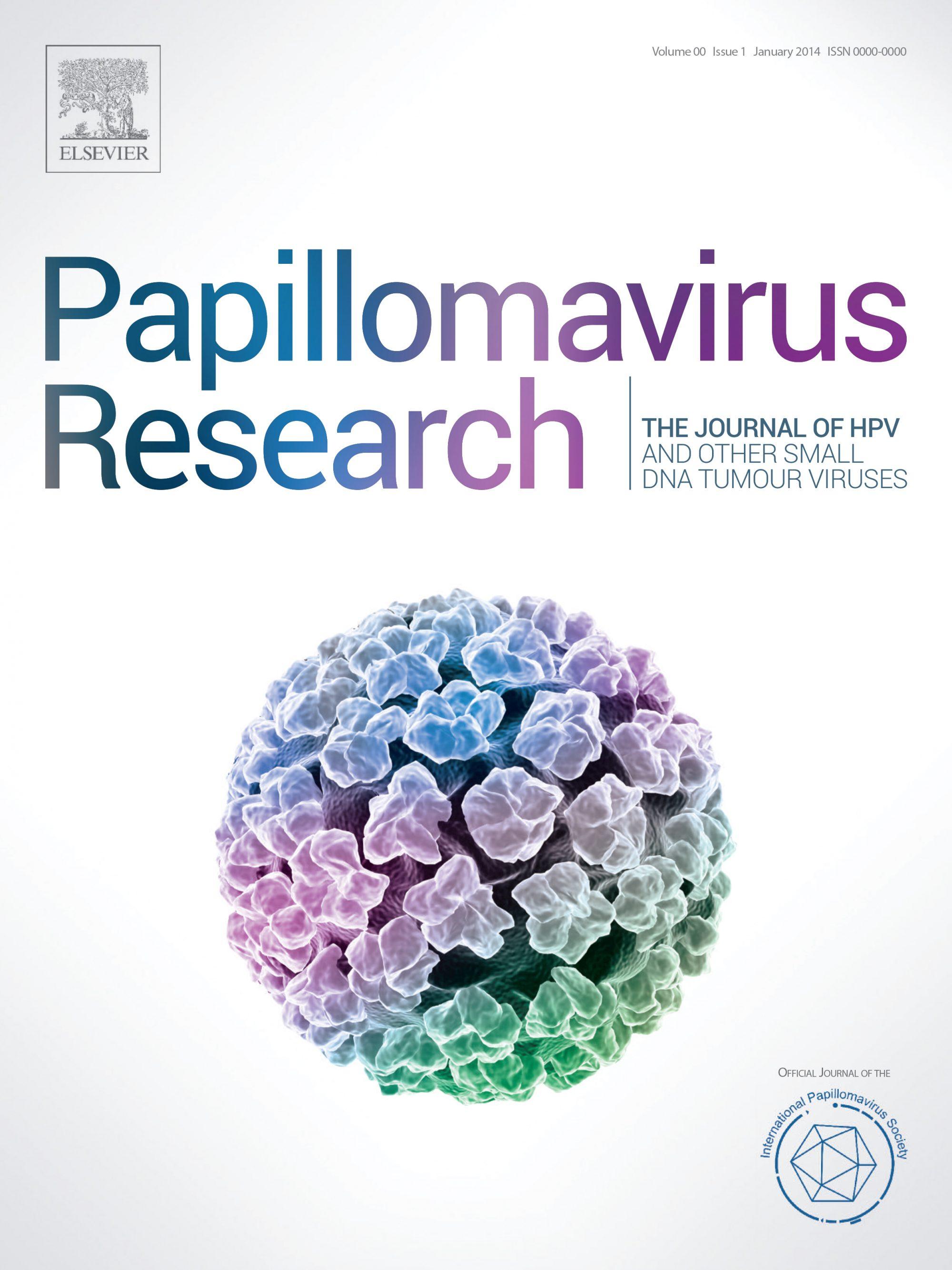 papillomavirus research impact factor papilloma vescicale di 2 cm
