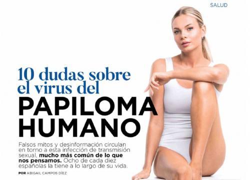 papiloma humano mujeres cura