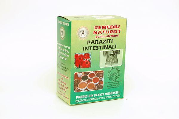 tratament natural impotriva parazitilor